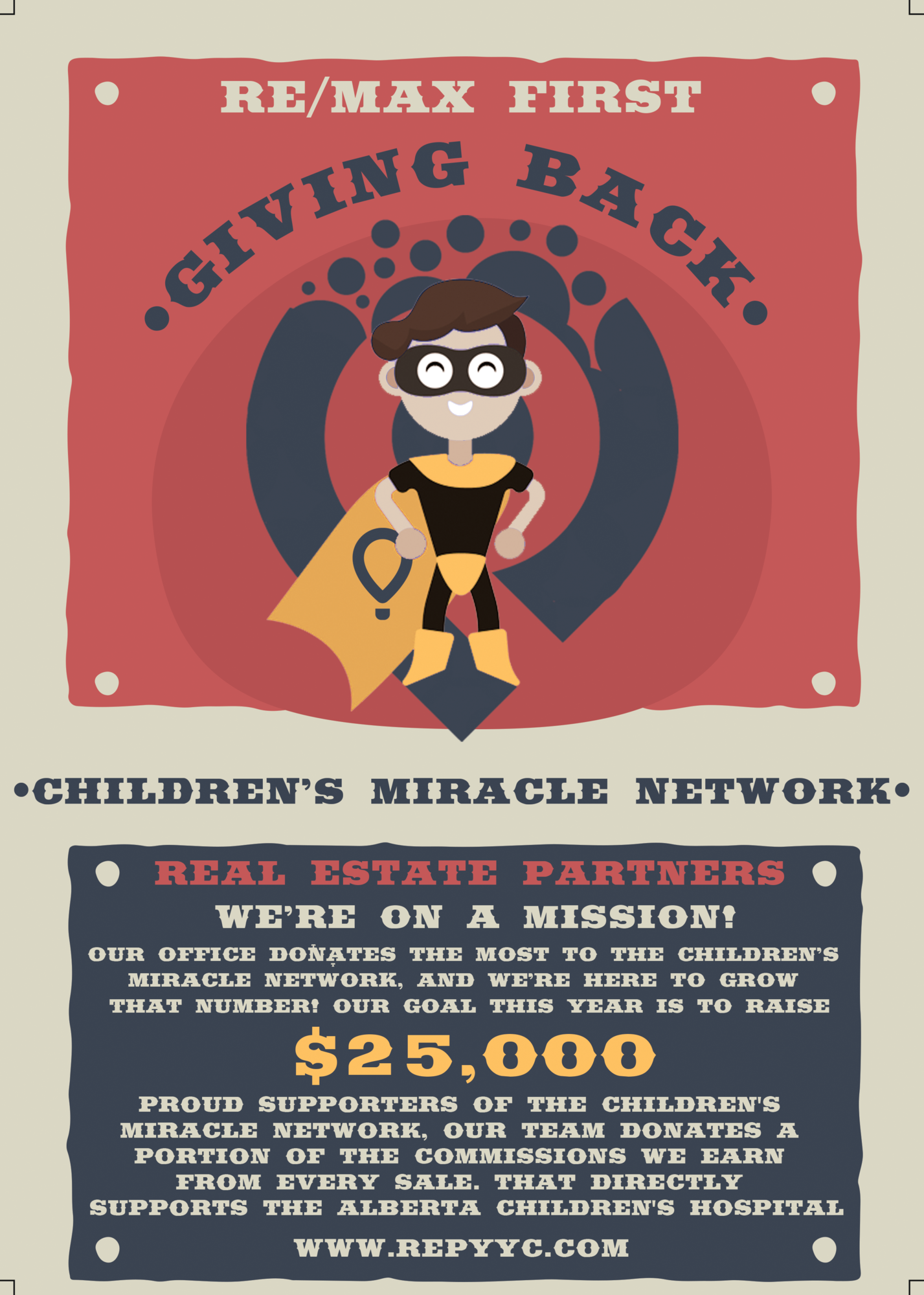 Re/Max First Childrens Miracle Network
