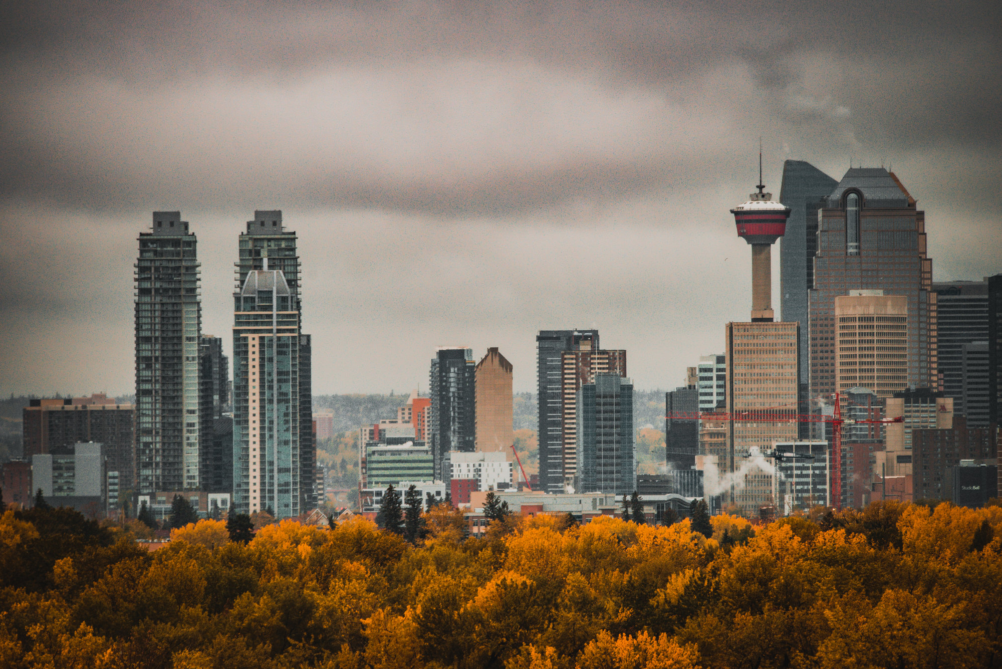 CALGARY LANDSCAPES