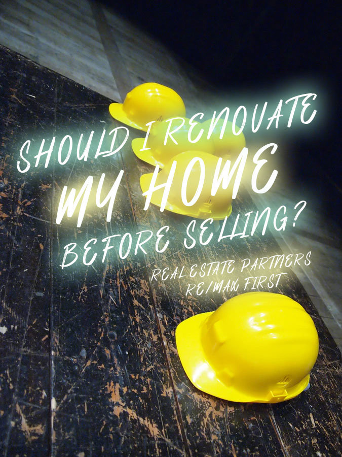 renovate or sell calgary